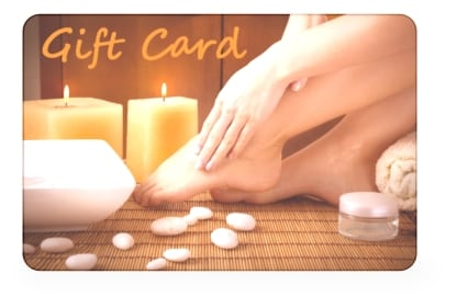 Spa day Gift Card